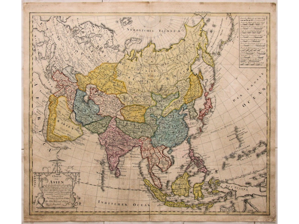 Asia china japan korea india old map homan heirs 1804 mapandmaps asia china japan korea india old map homan heirs 1804 gumiabroncs