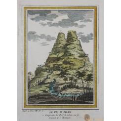 Le Pic D'Adam Empreinte Adams Piek Ceylon Bellin 1750