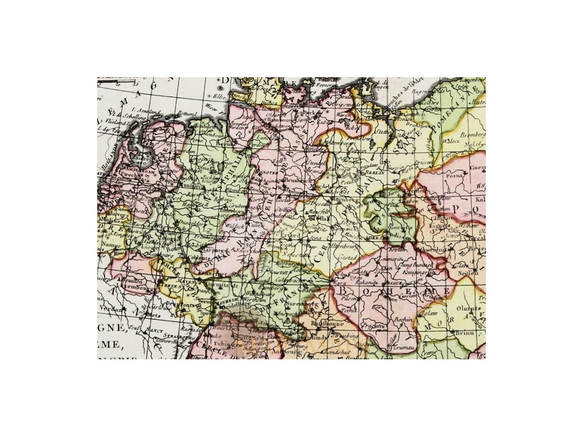 Map Of Germany With Neighbouring Countries.Map Of Germany And Bordering Countries Older Holland Germany Photos