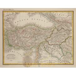 Asia Minor with Armenia Johann Georg Heck 1842