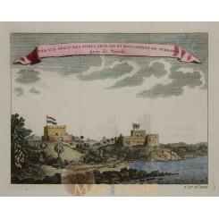 Ghana Fort Sukkondi Sekondi Zongothe Bellin 1748
