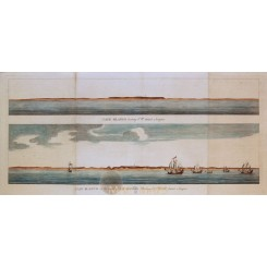 Argentina Coast George Anson Cape Blanco London 1748