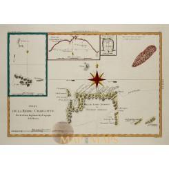Capt. Cook voyages Isles de la Reine Charlotte Bonne 1787