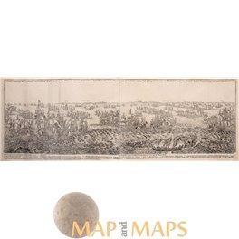 ie Schlacht Zwischen Den Spaniern Und Holländern Merian 1738