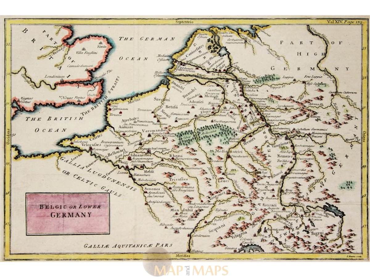 Map Of Germany And Holland.Low Countries Antique Maps Holland Belgium Luxembourg Mapandmaps Com