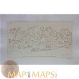Dionysus Greek mythology Photogravure Battle of Lycurgus 1883