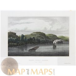 North America Mississippi River Lake Pepin Meyer 1852